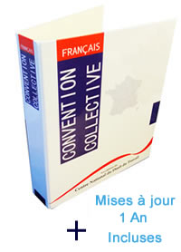 livre convention collective