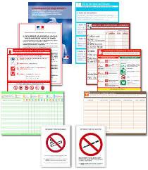 Pack affichages obligatoires complémentaire pour restaurants
