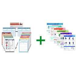 Pack affichages obligatoires Intégral 2020 + 6 affichages Covid19 inclus